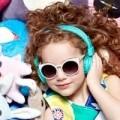 Kız Çocuk Güneş Gözlükleri