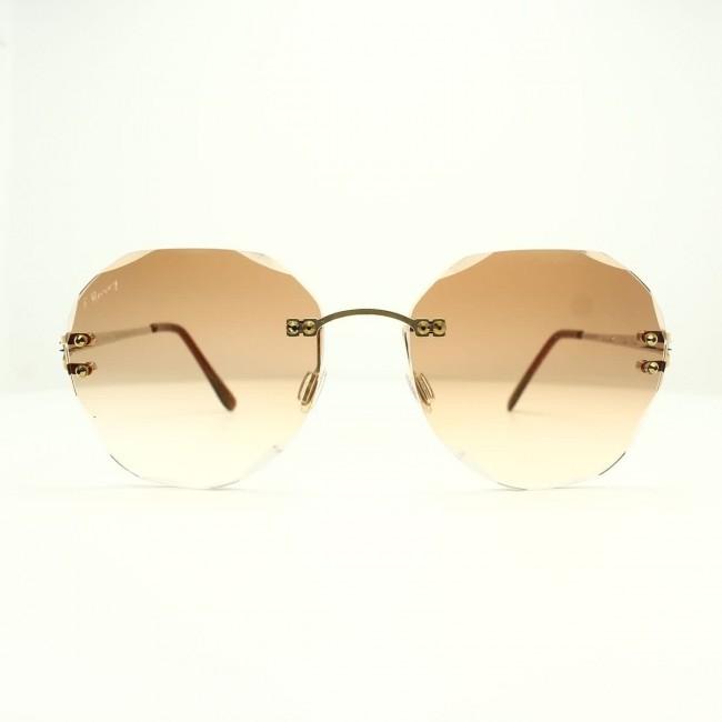 Freddie Mercury B9 c2 Antirefle Çerçevesiz Güneş Gözlüğü