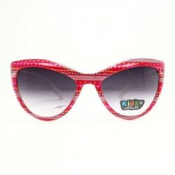 Kid 711 c1 Kırmızı Çocuk Güneş Gözlüğü
