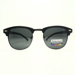 Max Polo 11622 Clubmaster Polarize Güneş Gözlükleri
