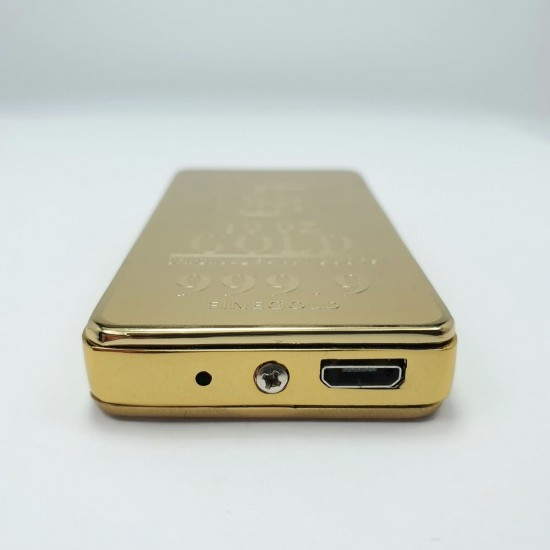 SM 025-M Tesla USB Şarjlı Elektronik Elektrikli Çakmak