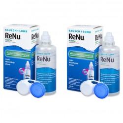 Renu 2 Adet 120 ml Lens Solüsyonu 10/2020 (Hediyeli Ürün)
