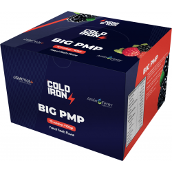 Cold Iron Sports Nutrition Big PMP 40 Adet