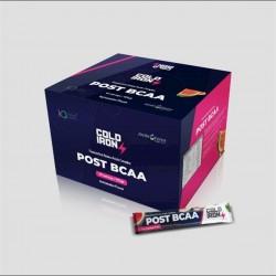 Cold Iron Sports Nutrition Post BCAA 40 Sachet Karpuz Aromalı