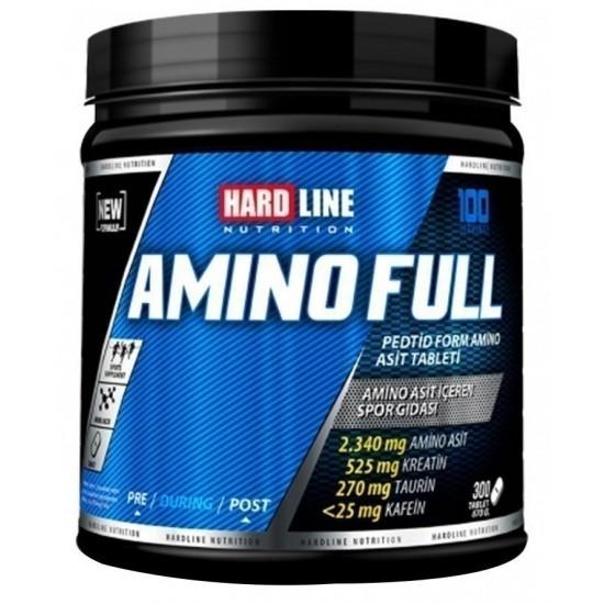 HardLine Nutrition Amino Asit Amino Full 300 Tablet