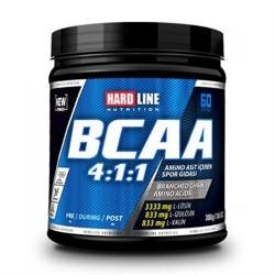 HardLine Nutrition Amino Asit BCAA 4:1:1 300 GR
