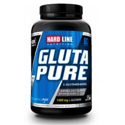 HardLine Nutrition Amino Asit GLUTAPURE 120 KAPSÜL