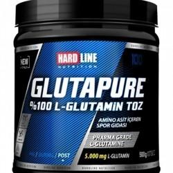 HardLine Nutrition Amino Asit GLUTAPURE 300 GR