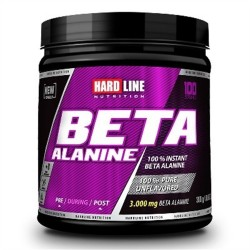 HardLine Nutrition BETA ALANİNE 300 GR