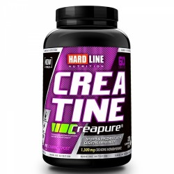 HardLine Nutrition Creatine CREAPURE 120 KAPSÜL