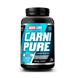 HardLine Nutrition L-Carnitine CARNIPURE 100 KAPSÜL