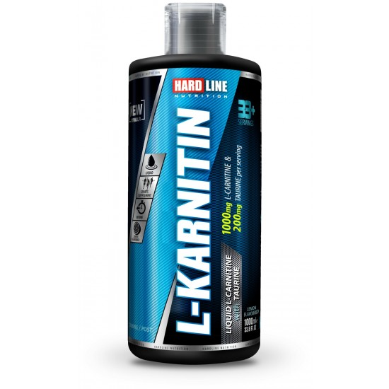 HardLine Nutrition L-Carnitine Limon 1000 ML