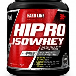 HardLine Nutrition Protein Tozu WHEY 3MATRIX CILEK 454 GR