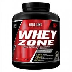 HardLine Nutrition Protein Tozu WHEY ZONE SARI MEYVE 2300 GR