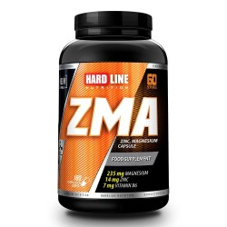 HardLine Nutrition ZMA 180 KAPSÜL